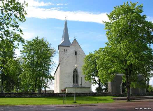 St Mary Magdalene Church in Maarja
