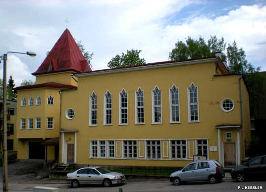 Tartu Seventh-Day Adventist Church