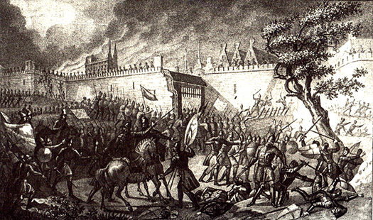 Russian siege of Narva in 1558