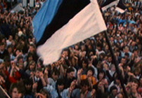 Estonia's Singing Revolution in 1989