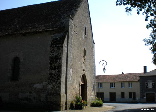 Église de Fromental