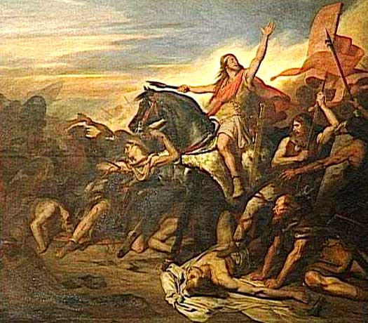 The Battle of Tolbiac