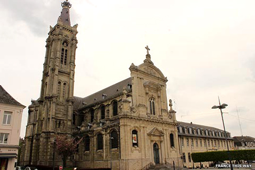 Cambrai Cathedral