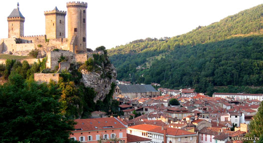 County of Foix