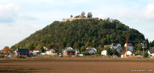 Gudensberg and Castle Hill