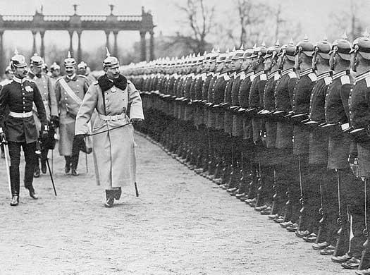 general uniform preußen