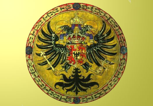 Hohenstaufen coat of arms