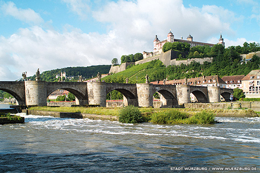 River Main at Wurzburg