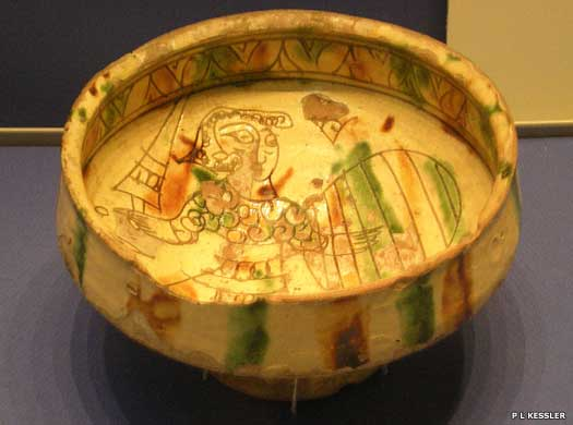 Christian kingdom-era bowl