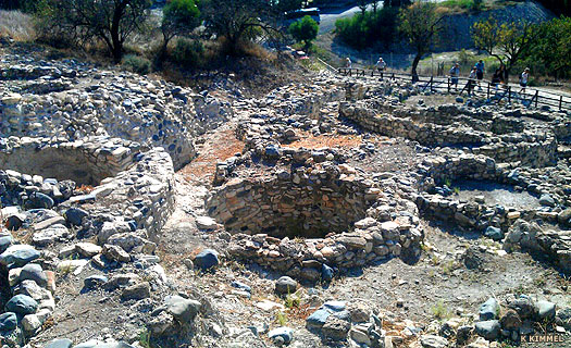 Settlement at Khirokitia