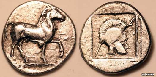Alexander I silver stater