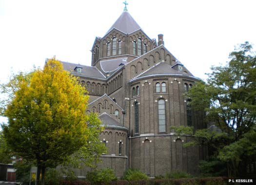 Titus Brandsma Memorial Church