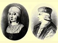 Ferdinand of Aragon and Isabella of Castille