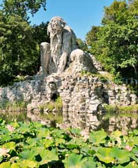 The Apennine Colossus