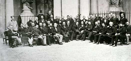 1871 Plenipotentiary Conference in Rome