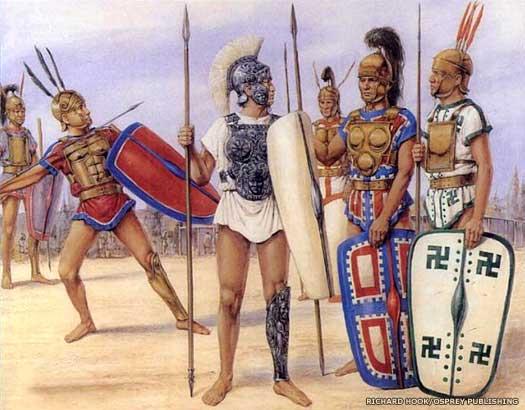 Uchronies romaines. - Page 2 Samnite_Soldiers01_full