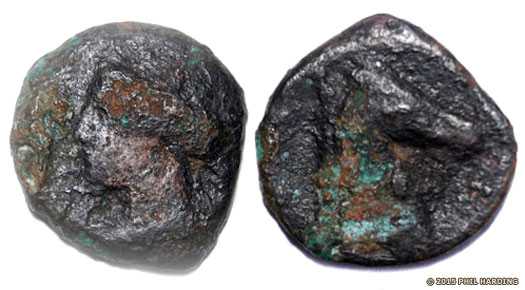 Punic coin