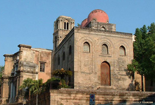 Chapel of San Cataldo, Palermo