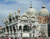 St Mark's Cathedral in Venice
