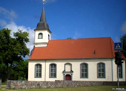 Baltezers Church