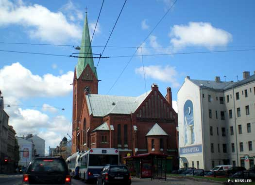 Old St Gertrude's Evangelical Lutheran Church