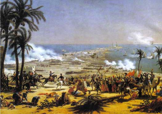Napoleon's invasion of Egypt