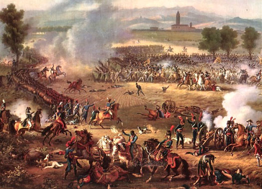 Battle of Marengo 1800