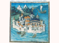 Constantinople from the Notitia Dignitatum