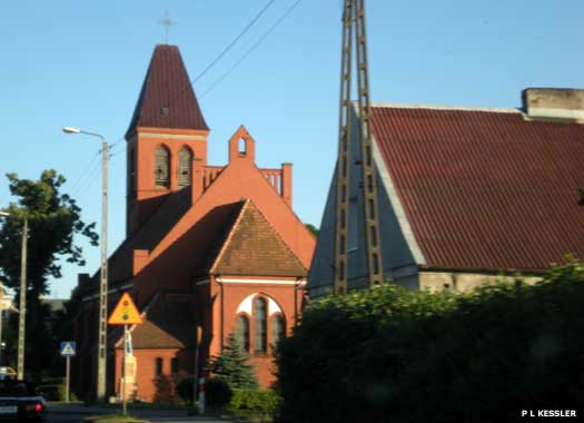 Catholic Church of St Stanislaus