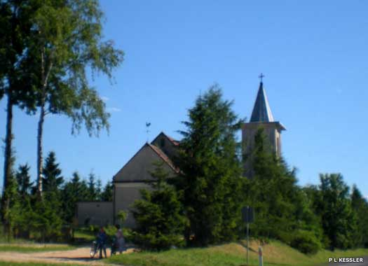 Catholic Church of Strzelze