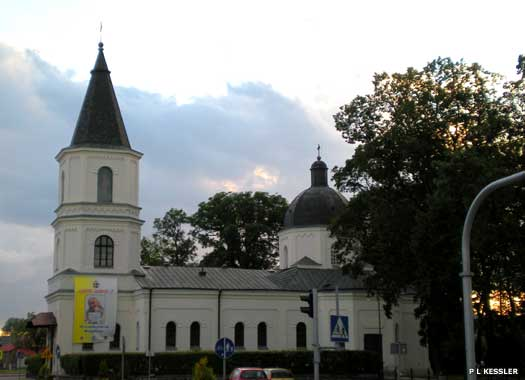 Orthodox Church of the Assumption of the Blessed Virgin Mary