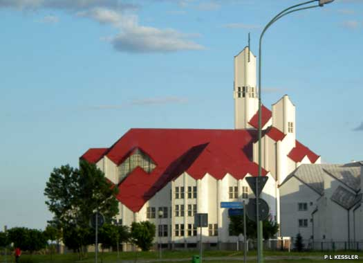 Catholic Church of Suwałki