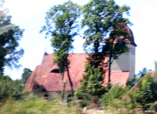 Catholic Church of Baranowo