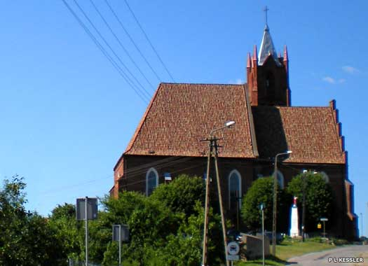 Catholic Church of Kisielice
