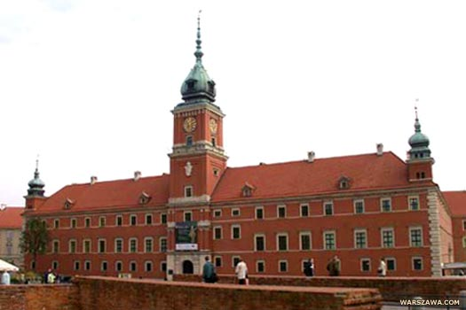 Royal Castle in Mazovia