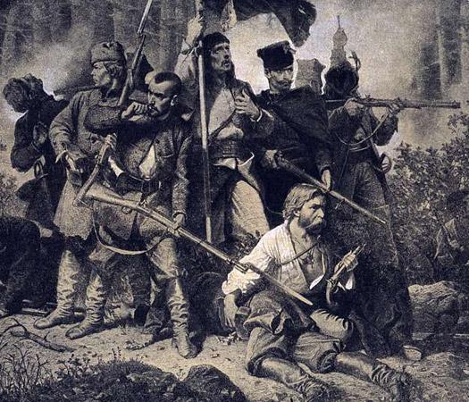 [Soulèvement] Insurrection polonaise de 1861-1864. Uprising1863_01_full