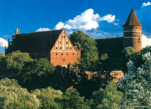 Allenstein Castle