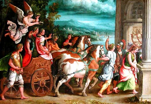 Triumph of Titus and Vespasian