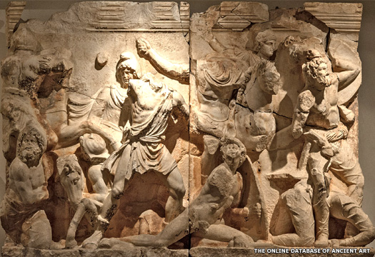 Ephesos frieze