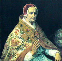 Anti-pope at Avignon Clement VII