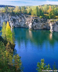 Karelia, now within the borders of Russia
