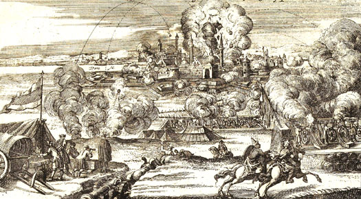 Siege of Azov 1736