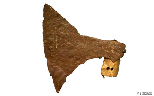 Danish axe head