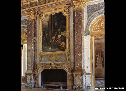 The Peace Salon at Versailles