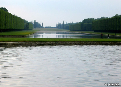 The Grand Canal at Versailles