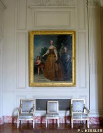 Chapel Salon of the Grand Trianon at Versailles