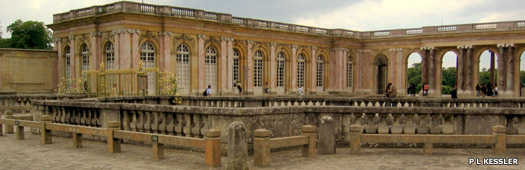 The Grand Trianon at Versailles
