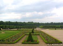 The park at the Grand Trianon