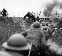 Battle of Loos in 1915