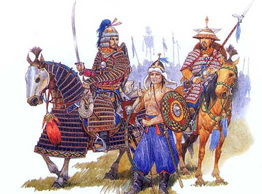 Mongols of the Golden Horde